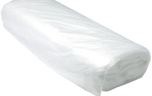 ARVO 28740 Rouleau de bâche de protection en Polyéthylène 2m x 50m: Léger. Idéal pour protéger les meubles, le carrelage, les murs et les…
