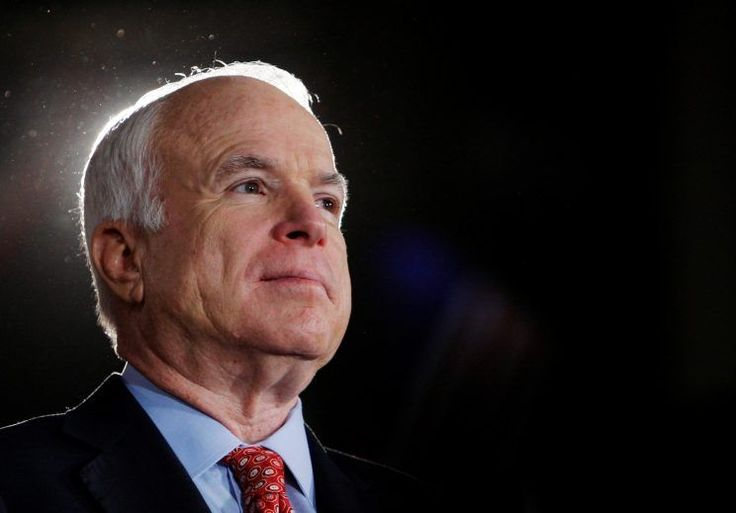 Sen. John McCain, who has been diagnosed with an aggressive form of brain cancer, has gotten an outpouring of support from across the political spectrum.