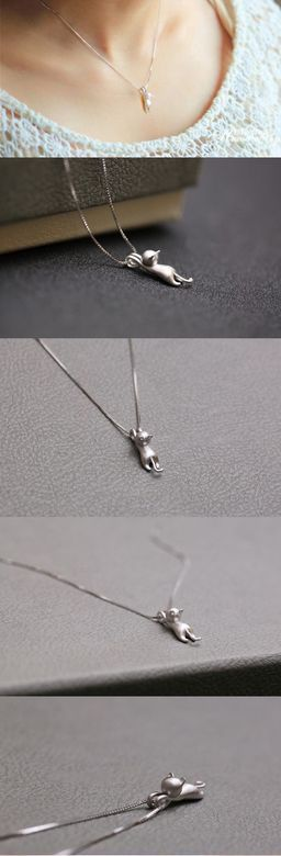 Perfect Magical Kitty Necklace