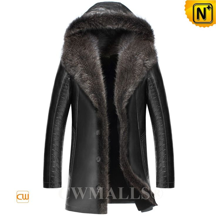 CWMALLS® Custom Mens Shearling Coat with Fur Hood CW836065 Stylish shearling coat for men with fur trim hood crafted from natural, premium sheepskin leather, soft shearling lining and supple raccoon fur trim, CWMALLS can customize for you according to your requirement for this leather coat with fur lined hood. www.cwmalls.com PayPal Available (Price: $1817.89) Email:sales@cwmalls.com
