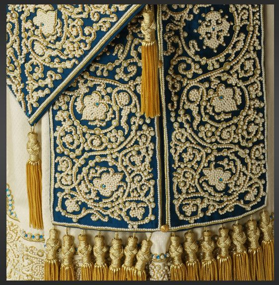 RIZA. Orthodox Vestments.