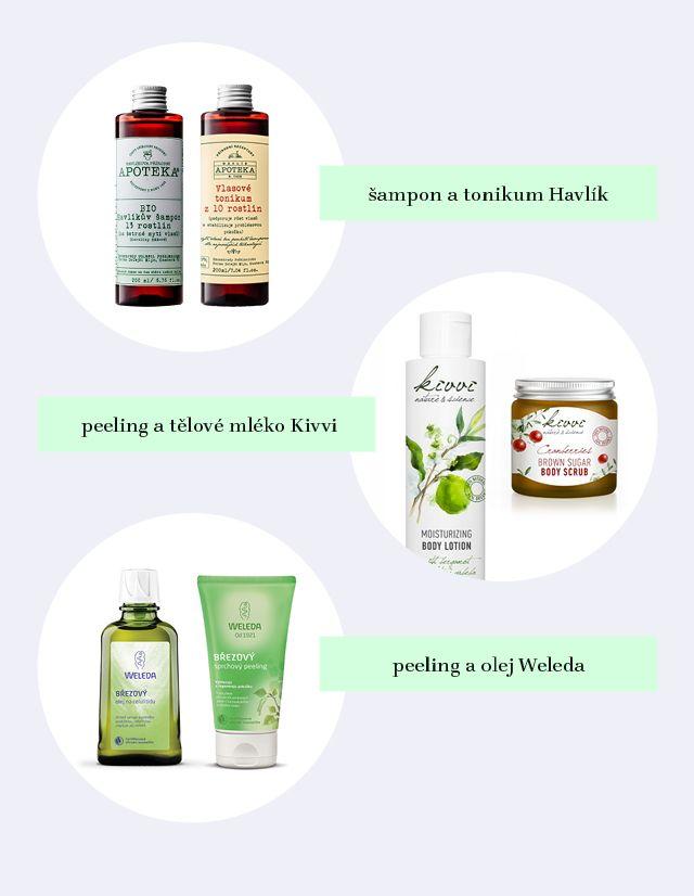 Recenze kosmetiky Kivvi...kusanec   baby blog: Přírodní kosmetika / Boj s poporodními neduhy