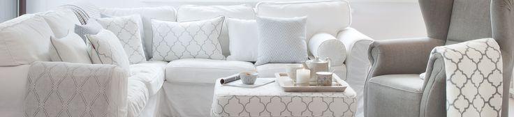 Gute Nachrichten: bis zum  2. Mai gibt es bei Dekoria -10% auf alle Sofabezüge für #IKEA Modelle!