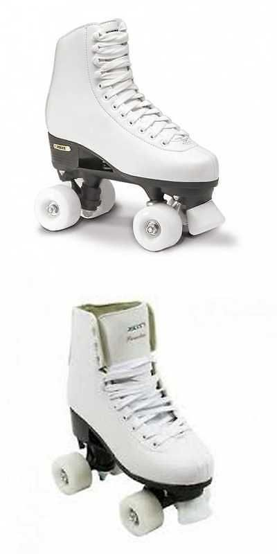 Indoor Roller Skating 165938: Roces Girl S Rc1 Classic Roller 1 Skates, White Beginner. 550025-00001-13.5Jr -> BUY IT NOW ONLY: $89.95 on eBay!