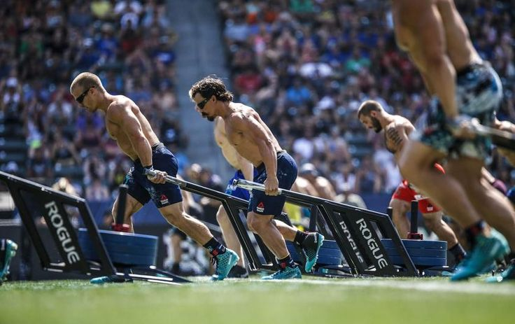 Seen in the 2016 CrossFit Games, the Rogue Plow Sled is now available for purchase!