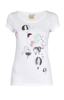 Camiseta globos de Ichi