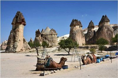 Pasabagi Valley, Monks Valley - Tour Maker Turkey - Cappadocia