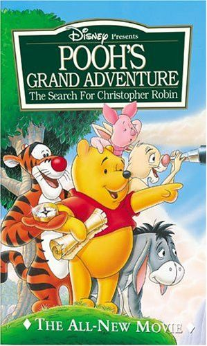 Pooh's Grand Adventure - The Search for Christopher Robin [VHS] Movie Description: It's time for Christopher Robin (Brady Bluhm) to return to school, which means he's unable to keep visiting with his