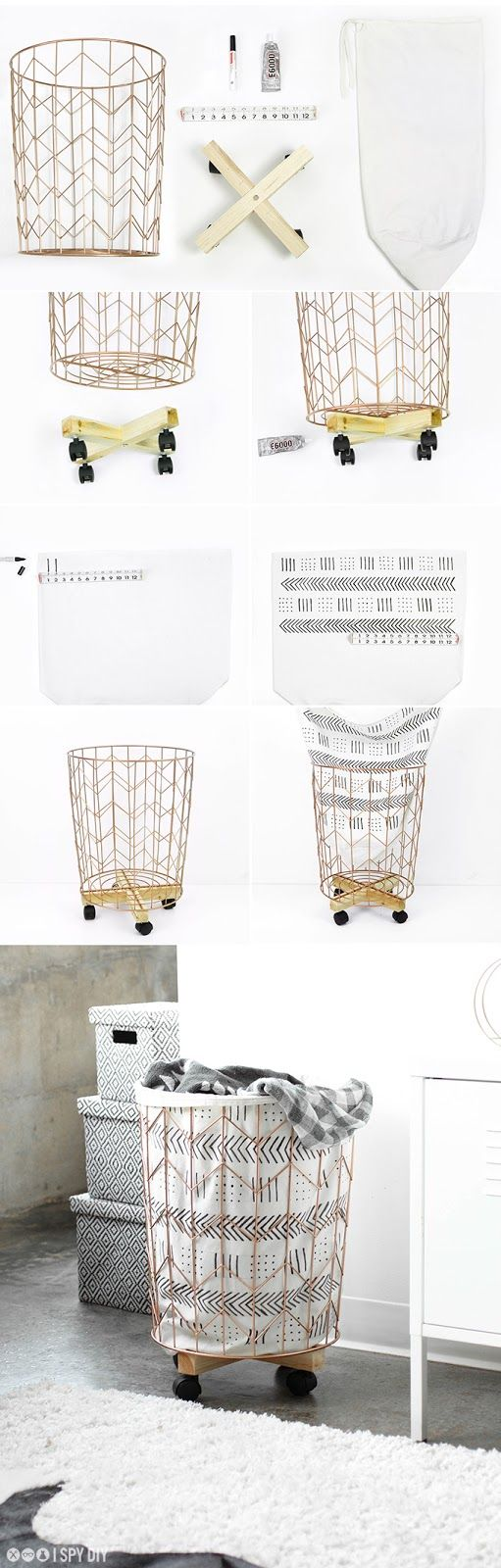 DIY | Saco para la ropa personalizado - DIARIODECO