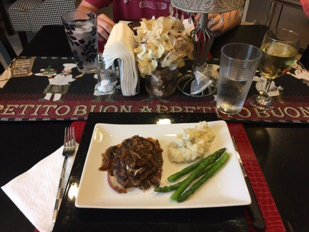 Make and share this The Very Best Salisbury Steak recipe from Food.com.