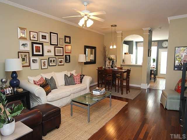 5742 Corbon Crest - $142,500  Fantastic Townhome in Delta Ridge