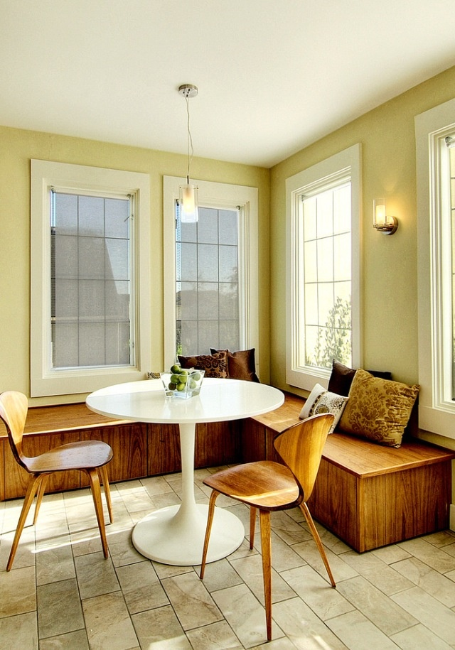 25 best kitchen banquettes images on pinterest - Kitchen banquette seating for sale ...