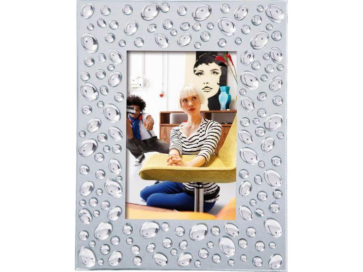 Ramka Bubbles 10x15cm — Ramki i albumy na zdjęcia Kare Design — sfmeble.pl