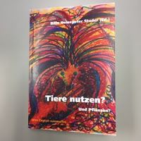 So now you can read me in German....   I didn't provide the German translation which is fortunate as very little of my high school German has stuck.Tiere Nutzen is a collection of essays on animal use now available [Amazon.de].  new publication