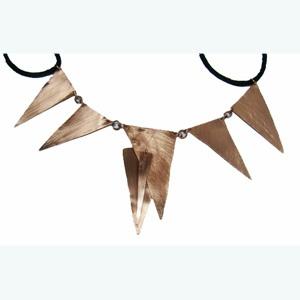 www.arwerner.com   Triangle Necklace