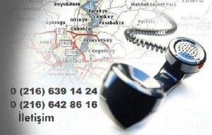 Ataşehir Demirdöküm Kombi Servisi İletişim Telefonları 0(216) 639 14 24 0(216) 642 86 16