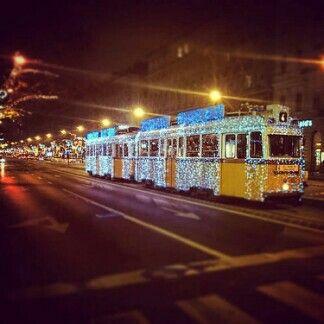Light tram