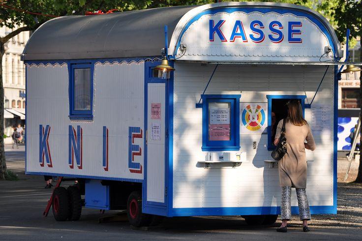 Circus Knie - Zürich Bellevue