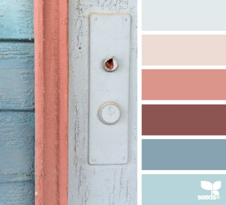 A Door Tones Sélection Pantone 2015 Marsala : Blog Univers Créatifs. #Marsala #Pantone