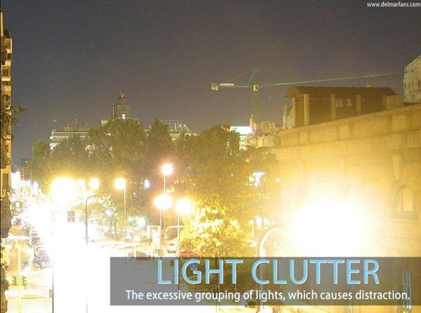 Clutter Light Pollution