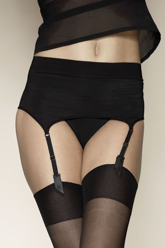Gerbe Sensation Suspender Belt