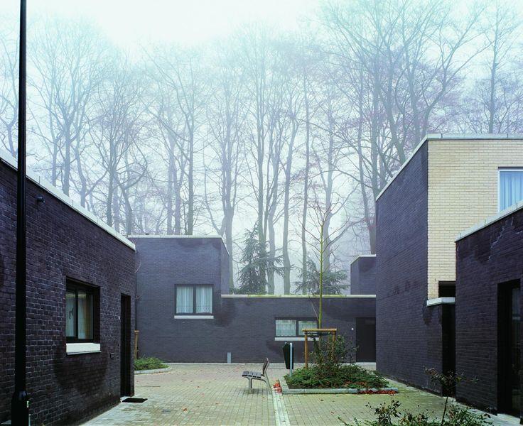 91 sociale woningen 'Heuvelhof' | VAi - Vlaams Architectuurinstituut
