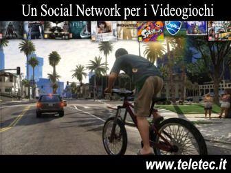 Ottimo Social Network dedicato ai Videogiochi