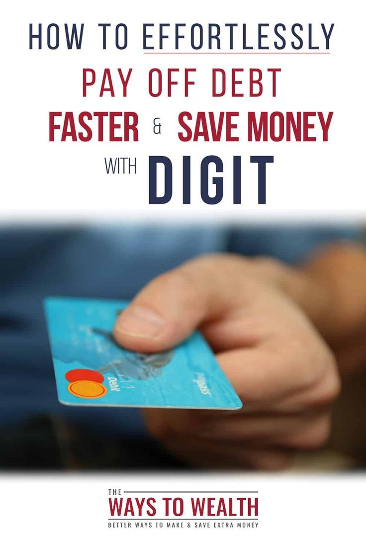 Have Trouble Saving Money For Your Emergency Fund Digit Is An Automated Savings Account That Uses An Algo Saving Money Finance Saving Paying Off Credit Cards