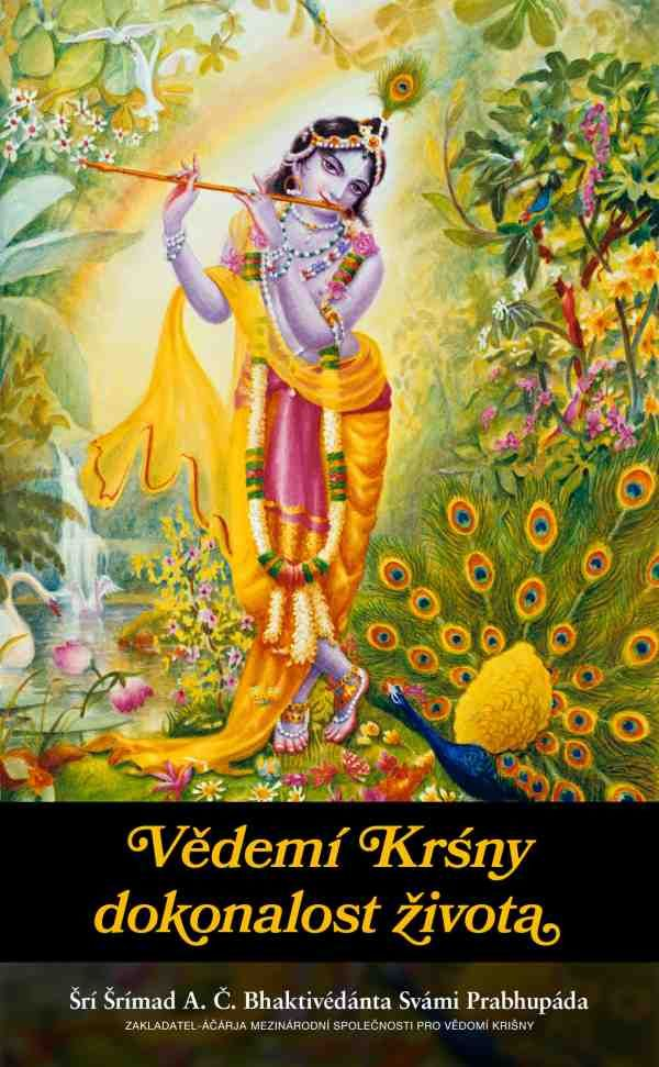 Elevation to Krishna Consciousness | bbtmedia.com by His Divine Grace A. C. Bhaktivedanta Swami Prabhupada Czech ebook edition The quality of our consciousness can go up or down based on how we see the world and act in it. When we act like the eternal spiritual beings that we are – small parts of a supreme whole – makes us happy.