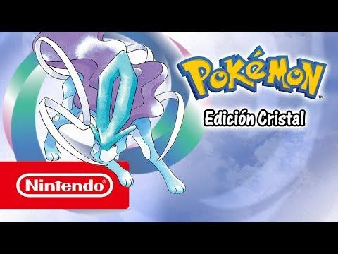 Pokémon Edición Cristal Tráiler de lanzamiento para Nintendo 3DS   Embárcate en la aventura definitiva en la región de Johto! Pokémon Edición Cristal ya está disponible en Nintendo 3DS.  #Pokemon #Cristal #consola virtual