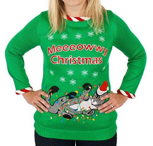 46 best Women's Ugly Christmas Sweaters images on Pinterest ...
