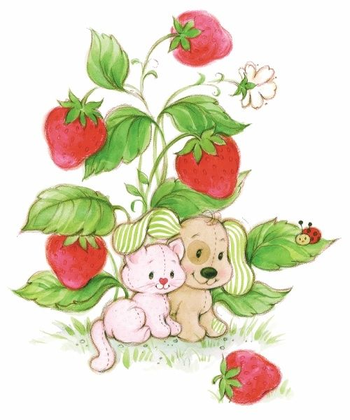 489 best Strawberry Shortcake & Friends images on ...
