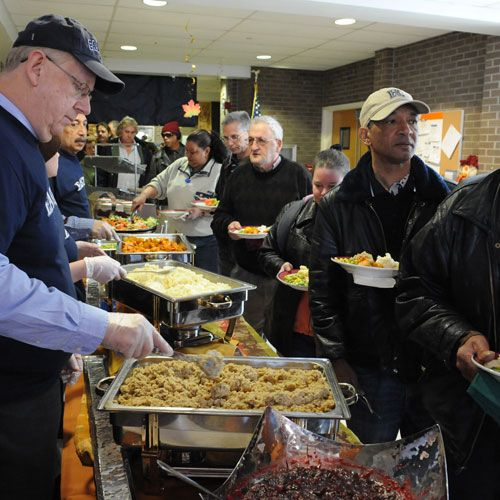 Soup Kitchen Homeless Shelters