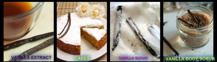 Attention: the danger of imitation vanilla flavor | Use and benefits of Vanilla Beans
