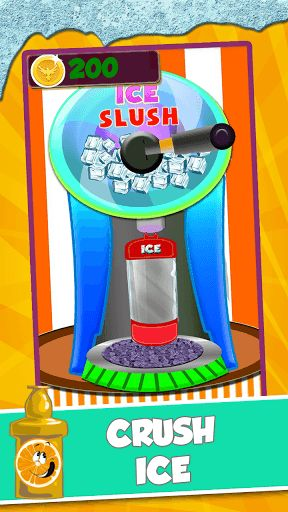 Let the latest of maker games - Ice Slush Maker- take over your gaming experience. The best cooking game of its kind is here to pack your gaming spree with super fun, The manufacturers of Maker games proudly present - the Ice Slush Maker. <p><p><br>Slushi