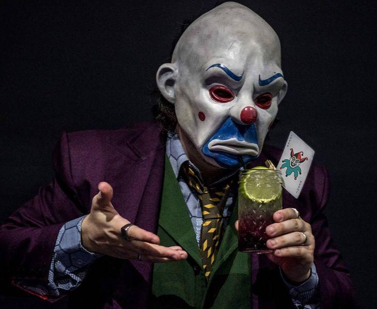 The Joker Cocktail -  Don't forget Gotham City Night 08.07.17  #altgaminglounge #dccomics #injustice2 #cosplay #batman #HarleyQuinn #joker #superman #comics #DC #greenlantern #thejokercocktail #thejoker #shazam #theflash #thedarkknight #netherrealm #warnerbros #comiccon #comicbooks #dcextendeduniverse #videogames #esports #fighting #playstation  #ps4 #xbox #win #xboxone