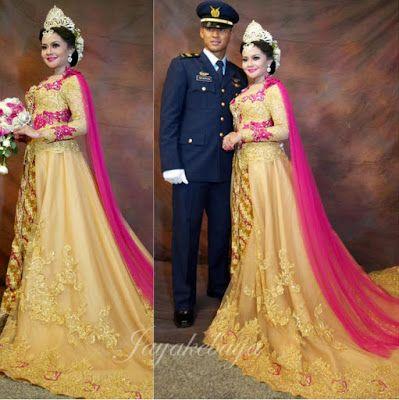 bridegroom kebaya modern dress 2016