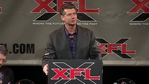 """What if I told you ... everything you wanted to know about the XFL, but were afraid to ask?  ESPN 30 for 30's """"This Was The XFL"""" premieres February 2 at 9 p.m. ET on ESPN and WatchESPN."""