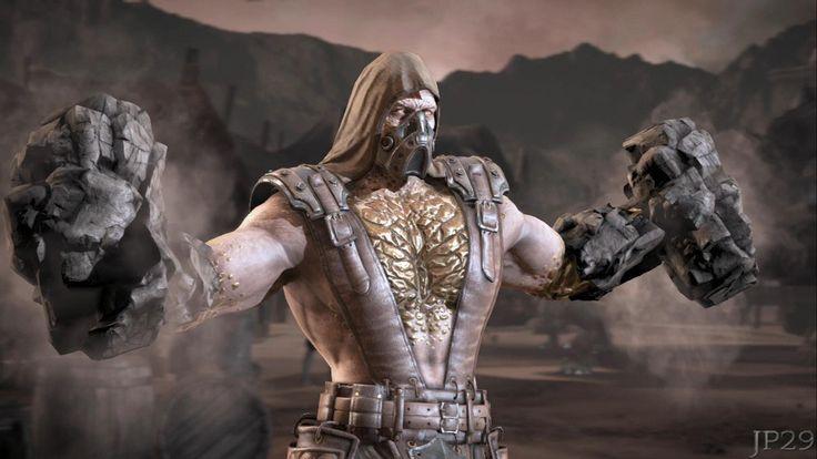 Wallpaper Hellfire Scorpion Mortal Kombat X PC Xbox PS Games