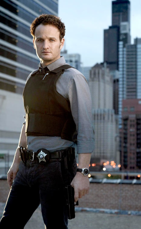 Jason Clarke from Friday Beefcake: The Men in Blue