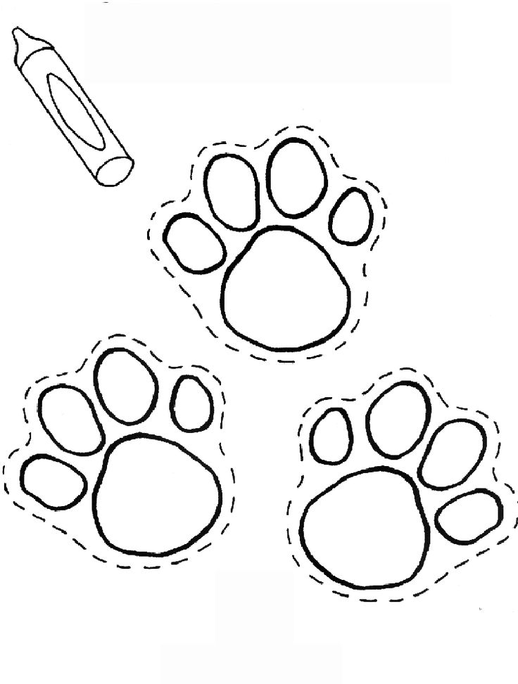 baby bear blues clues coloring pages - photo #12