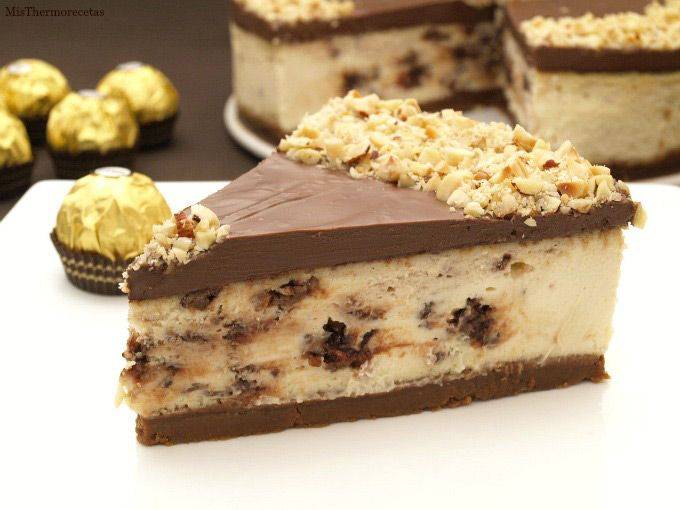 Checkout the best easy Ferrero Rocher and Nutella cheesecake recipe on the net! Once you try this amazing Italian dessert, you will ask for more!
