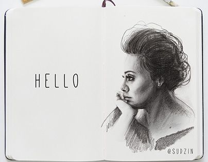 "Check out new work on my @Behance portfolio: ""B&W sketches"" http://be.net/gallery/31657367/B-W-sketches"