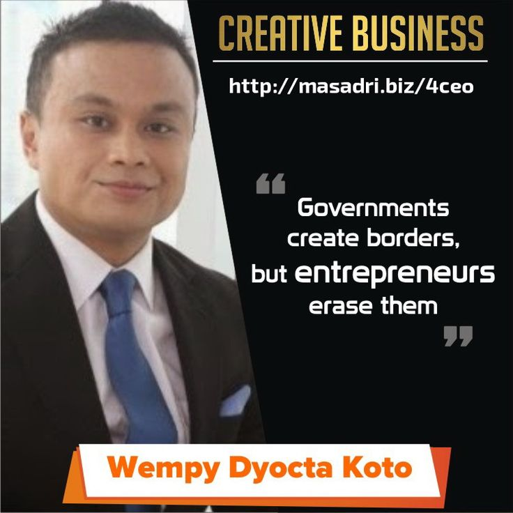 Government x Entrepreneur #motivasibisnis
