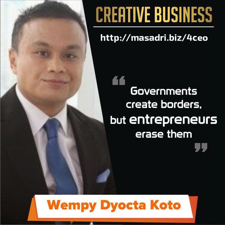 Government x Entrepreneur #motivasibisnis