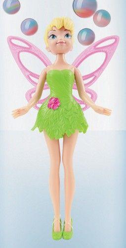 Disney Fairies Bubble Tinkerbell