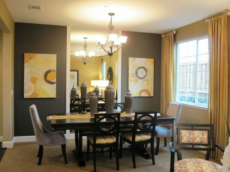7 Best Grey And Yellow Dining Chairs Images On Pinterest  Dining Classy Grey And Yellow Dining Room Inspiration