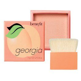 Benefit georgia blush...used to be the only thing I used til the discontinued it!!
