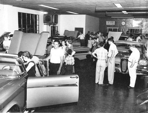 Ford Dealerships In Maryland >> 192 best Vintage car dealers images on Pinterest | Car dealerships, Old school cars and Vintage auto