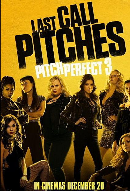 Watch Pitch Perfect 3 FULL MOVIE HD1080p Sub English ☆√ Pitch Perfect 3 Full Movie Streaming Online in HD-720p Video Quality